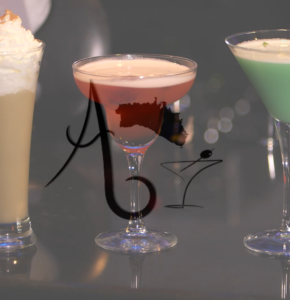 Flair y Bartender